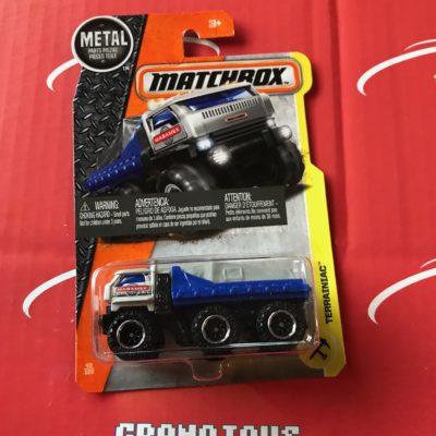 Terrainiac #43 2017 Matchbox Case M