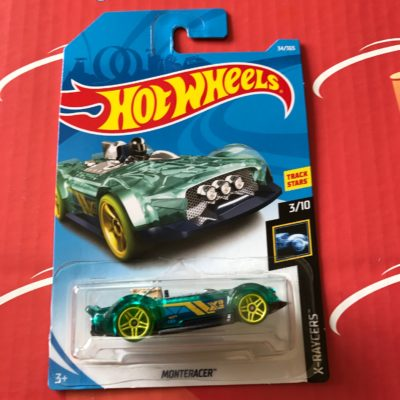 Monteracer #34 2018 Hot Wheels Case B