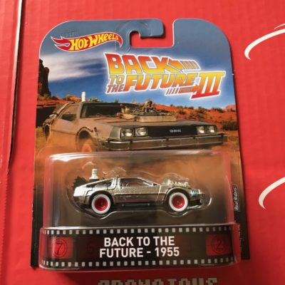 Back to the Future - 1955 2017 Hot Wheels Retro Entertainment Mix D
