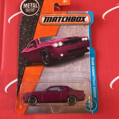Dodge Challenger SRT8 #21 2017 Matchbox