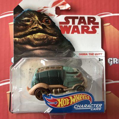 Jabba the Hutt 2018 Hot Wheels Star Wars Character Cars