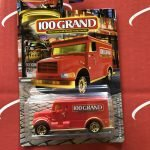 International Armored Car 100 Grand 2019 Matchbox Candy Series Mix A