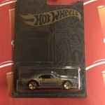 Custom '67 Pontiac Firebird 2019 Hot Wheels Satin and Chrome GHH73