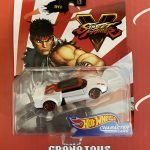 Ryu 1/5 2020 Hot Wheels Gaming Character Cars Street Fighter Mix A