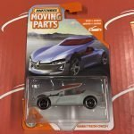 Renault Trezor Concept 2020 Matchbox Moving Parts Series Case B