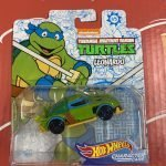 Leonardo 2020 Hot Wheels Studio Character Cars TMNT Mix B