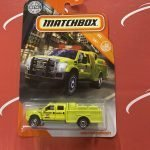 Ford F-550 Superduty #22 City 2020 Matchbox Case C