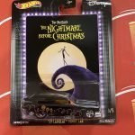 59 Cadillac Funny Car 3/5 Nightmare Before Christmas 2020 Disney Pop Culture Mix F