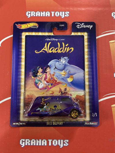 Deco Delivery 2/5 Aladdin 2020 Disney Pop Culture Mix F