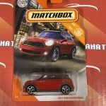 2011 Mini Countryman #11 City 2020 Matchbox Case D