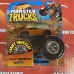 Camaro 14/75 2020 Hot Wheels Monster Trucks Case H