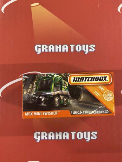 MBX Mini Swisher #21 City 2020 Matchbox Power Grabs Case D