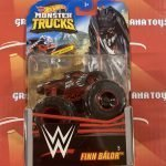 Finn Balor #5 2020 Hot Wheels WWE Monster Trucks Case E