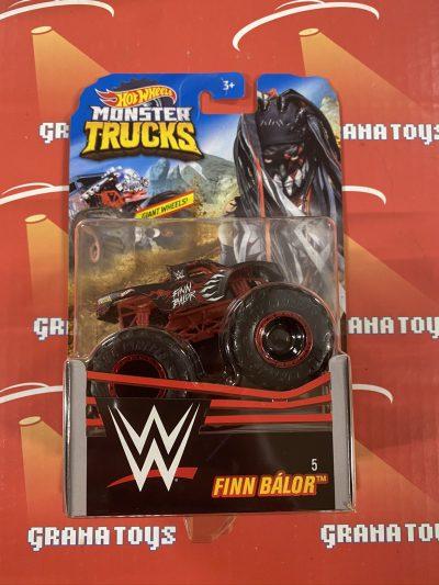 Finn Balor #5 2020 Hot Wheels WWE Monster Trucks Case E