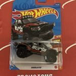 Sandblaster #215 Black Borla 9/10 Hot Trucks 2020 Hot Wheels Case M