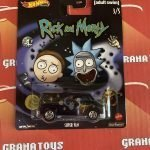 Super Van 3/5 2020 Rick and Morty Pop Culture Mix G