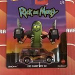 Ford Transit Super Van 2/5 2020 Rick and Morty Pop Culture Mix G