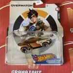 Tracer 3/5 2020 Hot Wheels Gaming Character Cars Overwatch Mix D