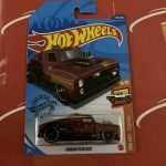 Erikenstein Rod #165 Red 4/10 Hot Trucks 2020 Hot Wheels Case P