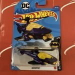 Batcopter #195 2/5 Batman 2020 Hot Wheels Case P