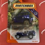 Jeep Willys #68 Blue Jungle 2020 Matchbox Case E