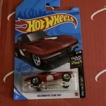 64 Corvette Sting Ray #10 2/10 Race Day 2021 Hot Wheels Case A