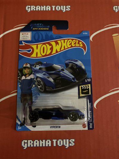 Hyperfin #11 1/10 Screen Time 2021 Hot Wheels Case A