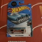 Mattel Dream Mobile #14 2/5 Tooned 2021 Hot Wheels Case A