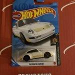 96 Porsche Carrera #16 1/5 Dream Garage 2021 Hot Wheels Case A