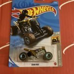 Quad Rod #2 1/10 Baja Blazers 2021 Hot Wheels Case A