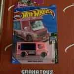 Barbie Dream Camper #21 1/5 Getaways 2021 Hot Wheels Case A