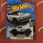 Big-Air Bel-Air #179 White 1/10 Rod Squad 2020 Hot Wheels Case Q