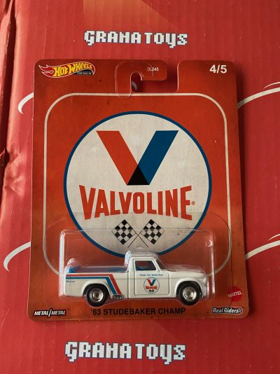 63 Studebaker Champ Valvoline 2020 Oil Theme Pop Culture Mix H