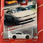 Nissan Silvia (S14) 2020 Hot Wheels Car Culture Modern Classics