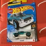 The Nash #1 2/5 Dream Garage Legends Tour 2021 Hot Wheels Case B