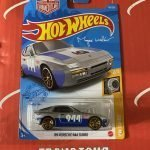89 Porsche 944 Turbo #45 Magnus Walker 2/5 Turbo 2021 Hot Wheels Case B