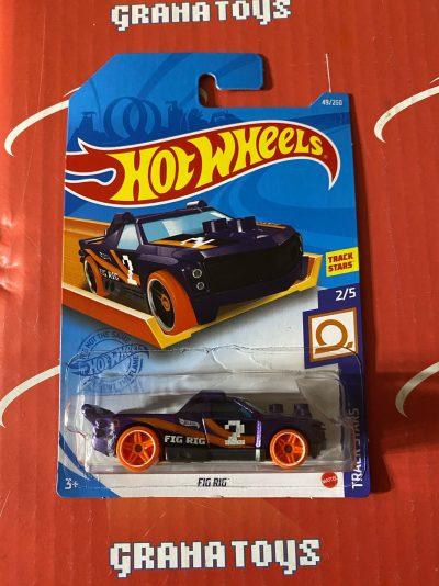 Fig Rig #49 2/5 Track Stars 2021 Hot Wheels Case B