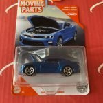 2016 Chevy Camaro 2020 Matchbox Moving Parts Series Case H