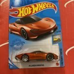 McLaren Speedtail #112 2021 Hot Wheels Case E