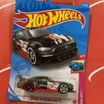 Custom '18 Ford Mustang GT #127 2021 Hot Wheels Case E