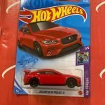 Jaguar XE SV Prject 8 #85 2021 Hot Wheels Case D