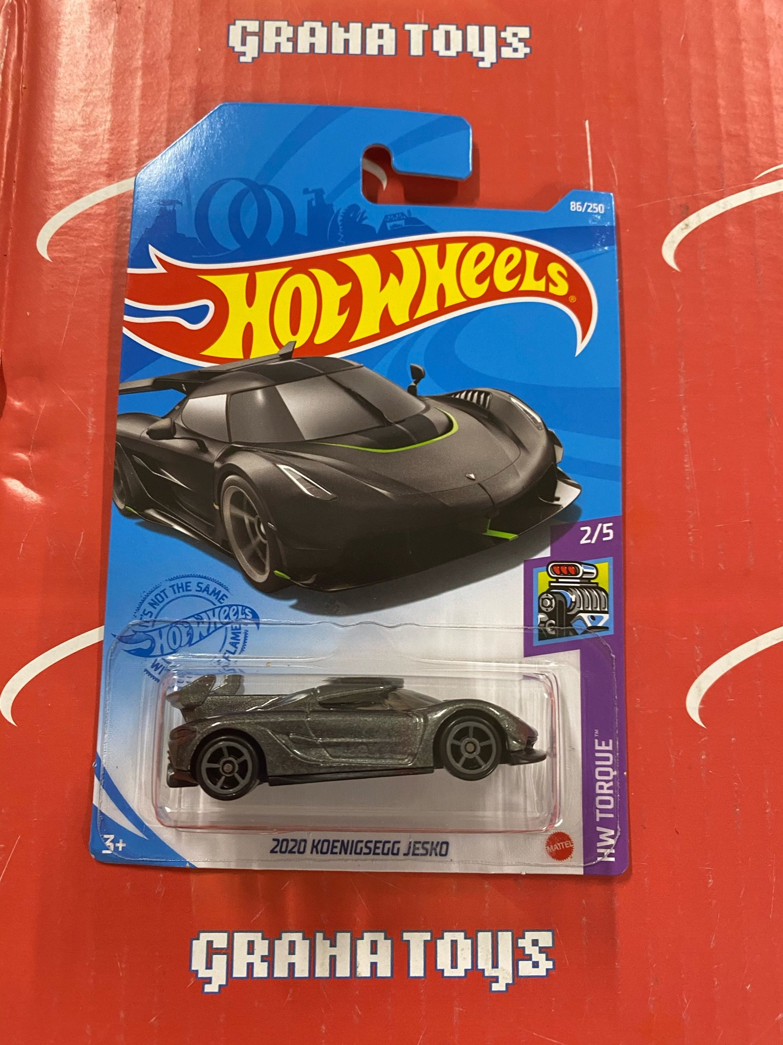 Hot Wheels 2020 KOENIGSEGG JESKO Brand NEW