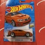 06 Pontiac GTO #87 2021 Hot Wheels Case E