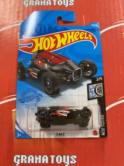 2 Jet Z #94 2021 Hot Wheels Case D