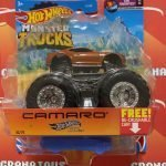 Camaro 10/75 Fan Favs 3/6 2021 Hot Wheels Monster Trucks Case B