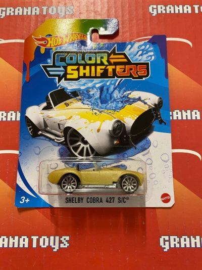 Shelby Cobra 427 S/C 2021 Hot Wheels Color Shifters Mix G