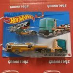 District Transport 2021 Hot Wheels Super Rigs Mix B