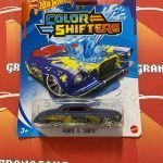 Fish'd & Chip'd 2021 Hot Wheels Color Shifters Mix G