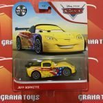 Jeff Gorvette 2021 Disney Pixar Cars Mattel Mix C
