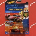 Hyperfin 2021 Hot Wheels FF Spy Racers Mix C